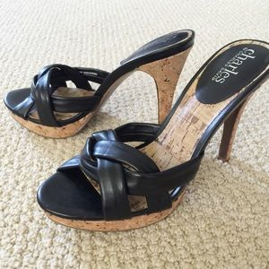 Charles David Shoes - Charles David heel