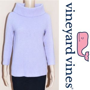 NWT Vineyard Vines Lilac Wool/Cashmere Sweater
