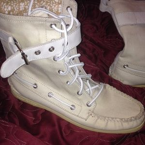 Women's Sperry Top Sider Boots