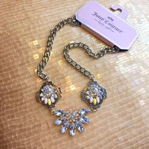 Juicy Couture Jewelry - Juicy Couture statement necklace