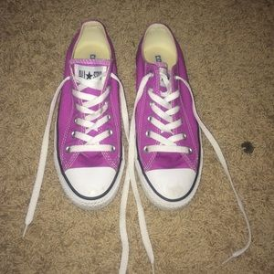 Light Purple Converse!