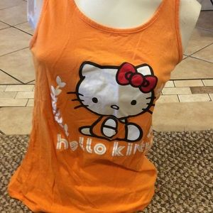 Tops - Hello Kitty top