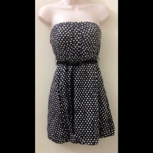 LAST CHANCE SALE!!! Super cute polka dot dress
