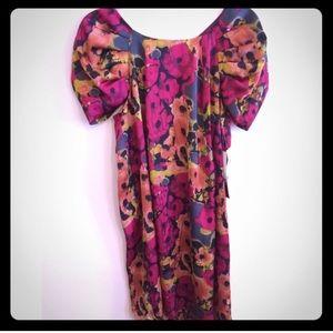 Dresses & Skirts - Silk dress