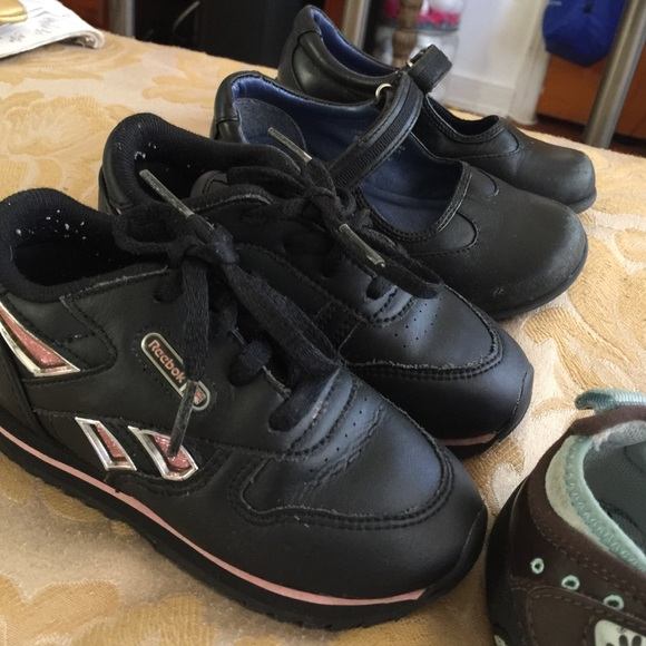 Reebok Baby Shoes Size 8 from Bernadette s closet on