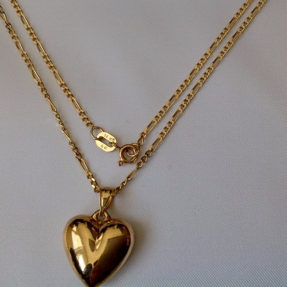 52 Off Italian Made Jewelry 14k Solid Gold Figaro