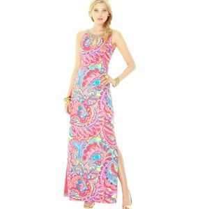 Lilly Pulitzer dress with tags attached