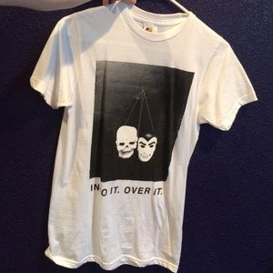 Into it over it tee