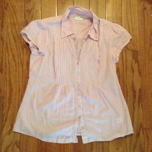 Converse pleated blouse!