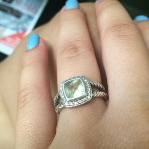 DAVID YURMAN ring