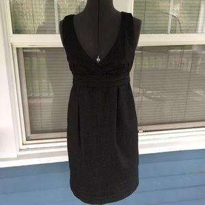💃ZARA BASIC Black Dress