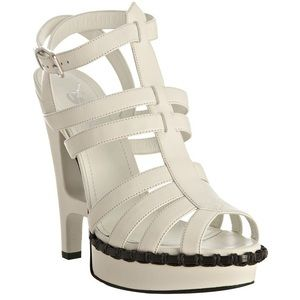 Yves Saint Laurent Shoes - NIB YSL Essentiel 105 T-Strap Sandals