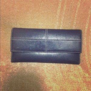 ‼️Price✂️‼️Black wallet NWOT