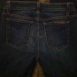 Joes jeans curvy boot cut