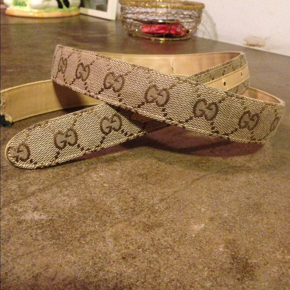 c8a7dc5c81c Gucci Accessories - Gucci belt with no buckle