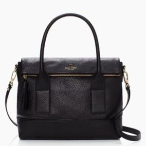 kate spade Handbags - Kate Spade Black Leather Southport Avenue Carmen