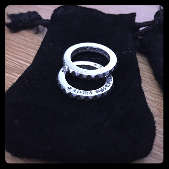 Chrome hearts jewelry true fking big punk ring poshmark chrome hearts true fking big punk ring aloadofball Gallery