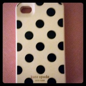 AUTHENTIC Kate Spade iPhone 4/4s Case