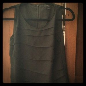 Banana Republic Black Blouse