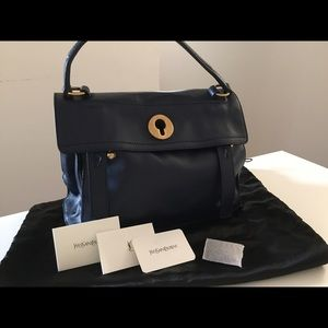 yves saint laurent muse two crossbody bag