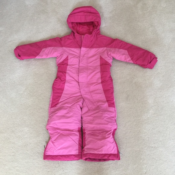 L L Bean Jackets Amp Coats Ll Bean 2t Snow Suit Poshmark