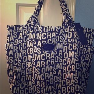 Authentic Marc By Marc Jacobs nylon bag