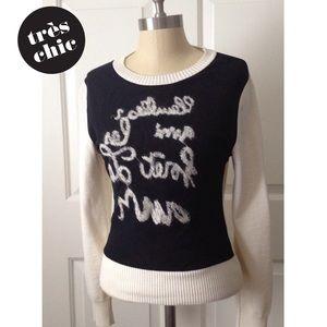 Tops - 🍂Super cute sweater top!!!🍂