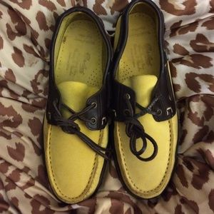 Dooney and Bourke driving loafers