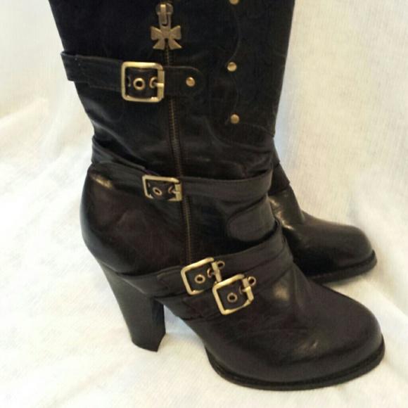 61 dollhouse shoes dollhouse biker boots from dari