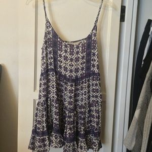 Flows dress