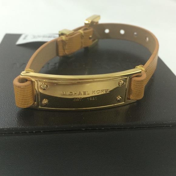 21 off michael kors accessories michael kors armband. Black Bedroom Furniture Sets. Home Design Ideas