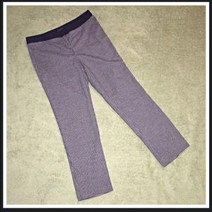 Slim fit work pants