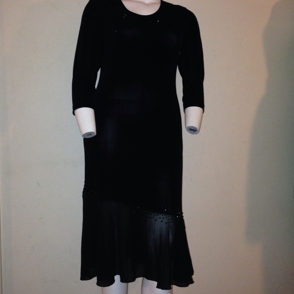 Plus size 1920\'s Chicago Style Chico\'s Dress NWT