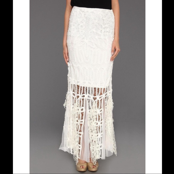 76% off Free People Dresses & Skirts - 💕SALE💕Free People lace ...