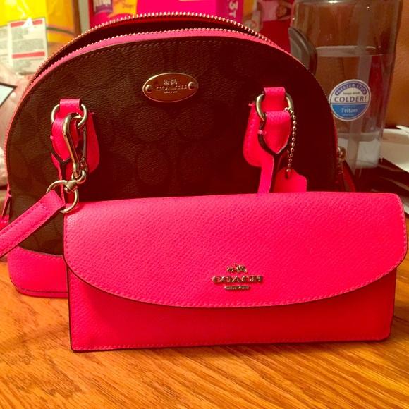 789a4c98dd BOTTOM PRICE ‼ ✂️COACH Women s NEON MINI cross bag