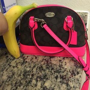 289af8da84 Coach Bags - BOTTOM PRICE ‼ ✂️COACH Women s NEON MINI cross bag