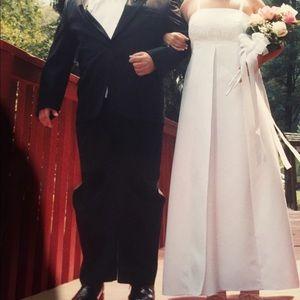 Dresses & Skirts - Roberta Bridal A-Line Wedding Dress
