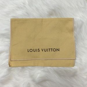Louis Vuitton Other - LOUIS VUITTON Dustbag (For Medium/Small Wallet)