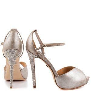 Badgley Mischka Violetta Wedding Shoes