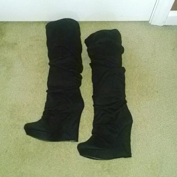 56 michael antonio boots black michael antonio