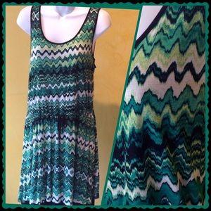kenzie Dresses & Skirts - SLIMMING DRESS FASHION & COMFORT OVERHEAD AND ON