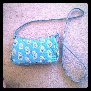 Vera Bradley (Bermuda Blue) shoulder bag