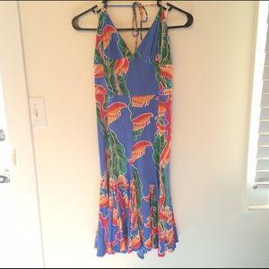 Mara Hoffman   Bird of Paradise Swing Dress