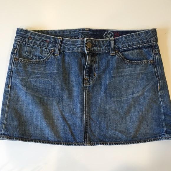 70 gap dresses skirts gap denim jean skirt from