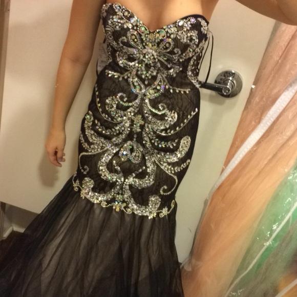 Worn Prom Dresses 74