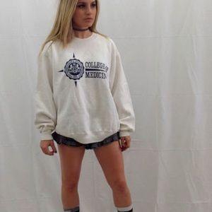 Vintage College Sweatshirt
