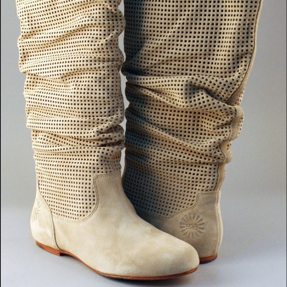 3bd4348a66f NWOT UGG Abilene suede boots