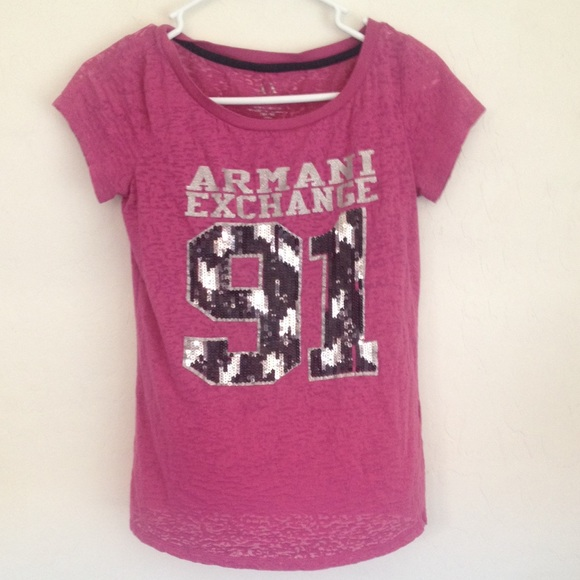 A x armani exchange armani exchange t shirt from krissy for Armani exchange t shirts wholesale