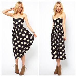 ASOS Dresses & Skirts - ASOS Daisy Midi Dress