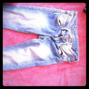 Light wash H&M jeans